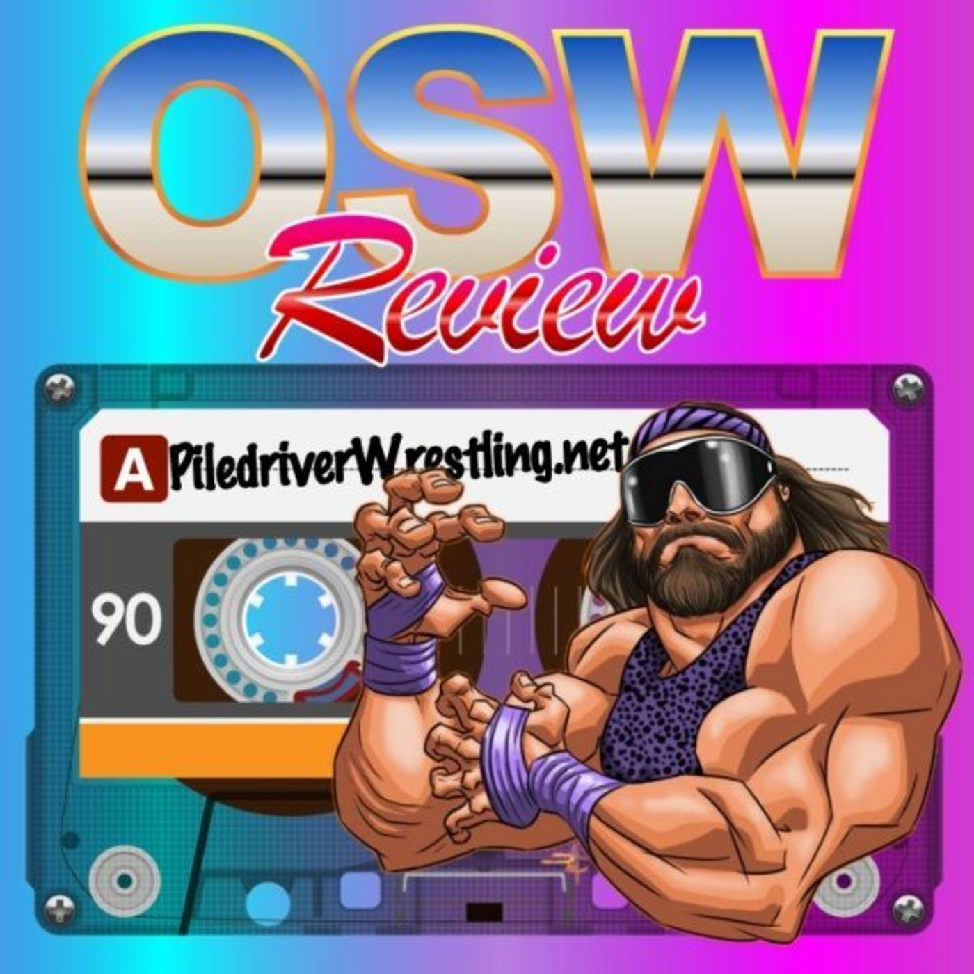 <![CDATA[OSW Review: Old School Wrestling Review]]>